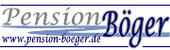 Pension Böger - Logo