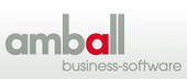 amball business software - Logo