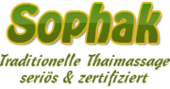 Sophak traditionelle Thaimassage... - Logo
