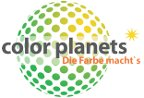 Color planets Inh. Georg Mayer - Logo