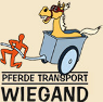 Pferdetransport Wiegand - Logo