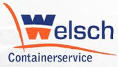 Logo Containerservice Welsch
