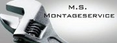 M. S. Montageservice - Logo